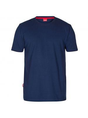 F-engel Pique T-Shirt Navy-blå