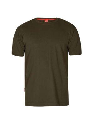 F-engel Pique T-Shirt Forest Green