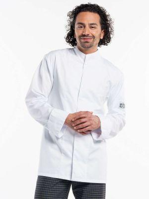 Executive kokkejakke 'hvid'