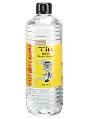 Brændervæske, alkoholdbaseret til chafing dish - 1L