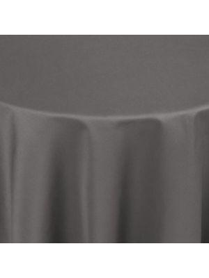 Anthrazit (koksgrå) ambient stofdug i Hotel kvalitet. Ø170