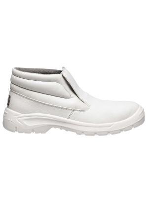 stødabsorberende sko