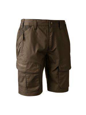 Reims Shorts Dark Elm Deerhunter