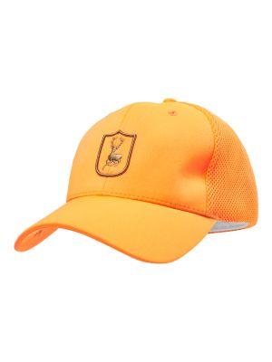 Mesh Kasket Orange Deerhunter
