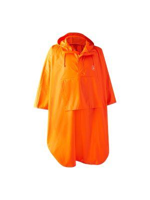 Hurricane Regnponcho Orange Deerhunter