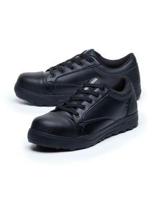 FERGUS- Sort sikkerhedssko fra Shoes for crews