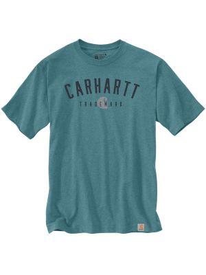 Carhartt T-shirts Blå