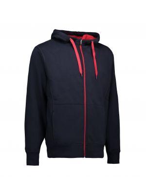 ID Bonded herrecardigan (hoodie) valg i 3 design