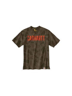 NYHED Carhartt Camo T-shirts