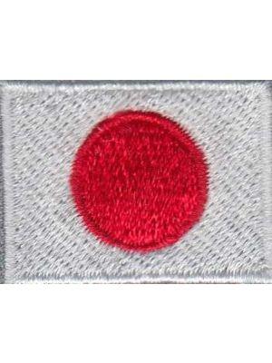 Brodering af Japanske flag 2stk