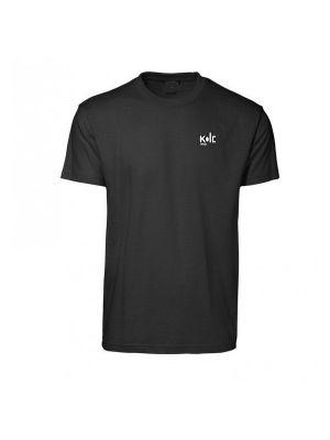 Sort t-shirt - med Kold college logo