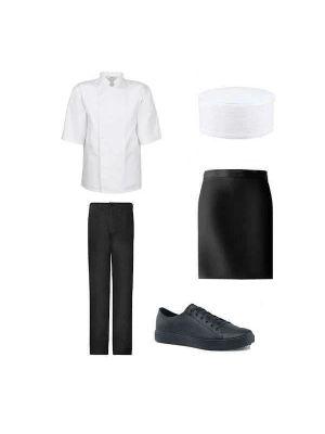 Bager & konditor uniformspakke