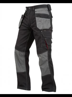 Lee Cooper håndværkerbukser med zip off hængelommer REST