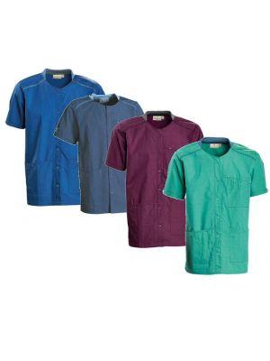 Unisex skjorte - NYBO - Valg i 4 farver