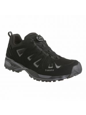 Treksta Nevado Low Boa GTX outdoor sko Sort/grå