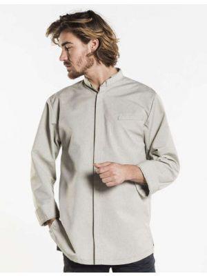 Nordic green kokkeskjorte