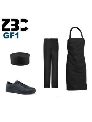 ZBC GF1 uniformspakke