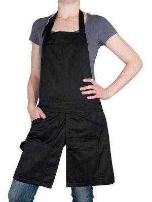 Chap BLACK forklæde