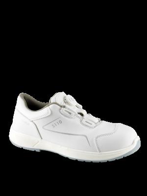 Hvid Tech O2 S110 skridsikker sko med S-lock - ESD