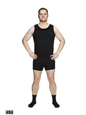 2stk IQ Sox bambus undertrøje -Hvid og sort valg