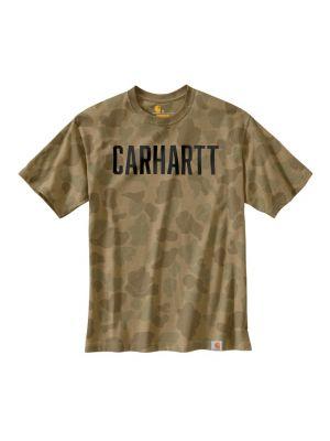 Carhartt Camo Khaki T-shirts