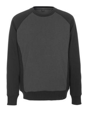 MASCOT® Witten | Antra/Sort Sweatshirt i moderne pasform UNIQUE